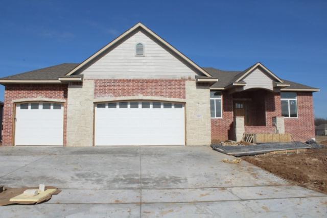 209 S Grand Mere Ct, Wichita, KS 67230 (MLS #559455) :: On The Move