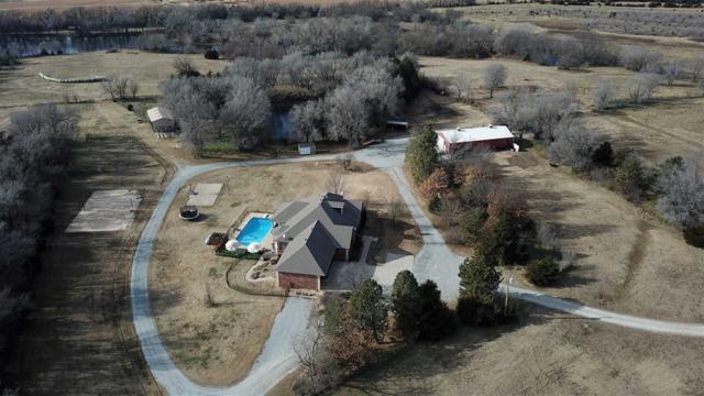 23510 W 47th St S, Goddard, KS 67052 (MLS #560146) :: Wichita Real Estate Connection