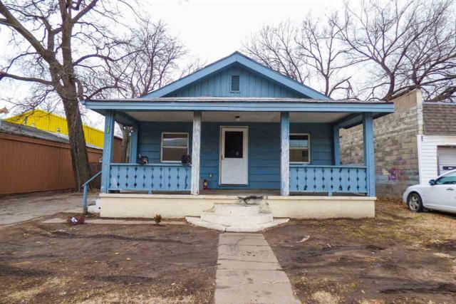 1205 S Seneca St, Wichita, KS 67213 (MLS #561558) :: On The Move