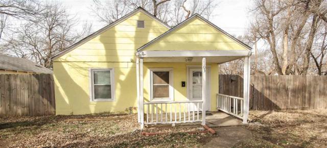 1103 S Vine St, Wichita, KS 67213 (MLS #561986) :: On The Move