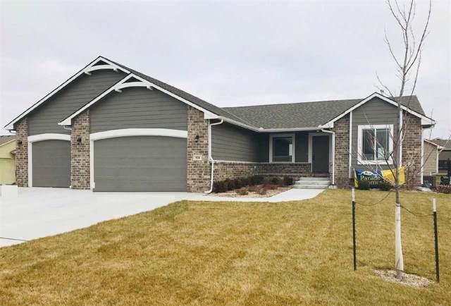 928 N Oak Ridge Ave, Goddard, KS 67052 (MLS #562056) :: Keller Williams Hometown Partners