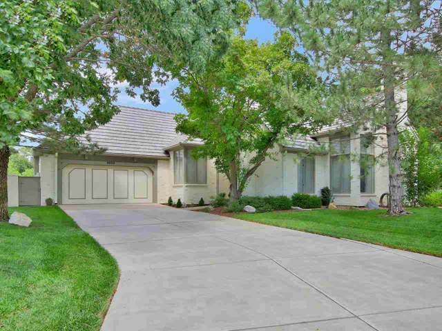 9020 E Woodspring, Wichita, KS 67226 (MLS #563067) :: On The Move