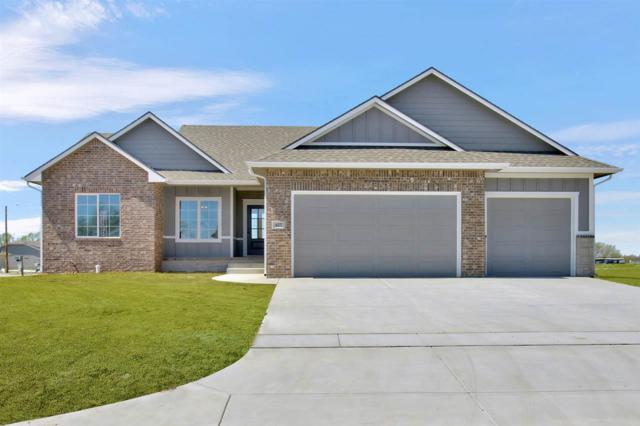 427 E Samantha Ct, Mulvane, KS 67110 (MLS #563486) :: On The Move