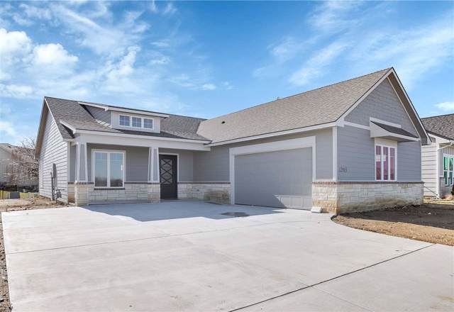 12913 E Equestrian, Wichita, KS 67230 (MLS #564103) :: On The Move