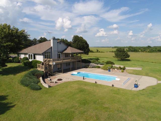 3998 NE Cole Creek Rd, El Dorado, KS 67042 (MLS #565284) :: Lange Real Estate