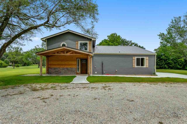 15756 SW Butler Rd., Rose Hill, KS 67133 (MLS #567735) :: Graham Realtors