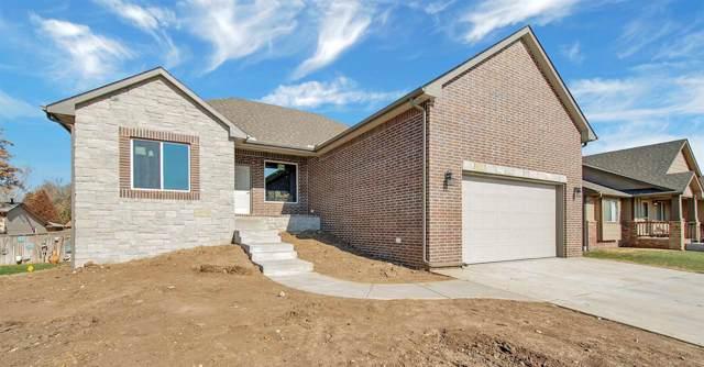 1220 Leonard St, Haysville, KS 67060 (MLS #569933) :: On The Move