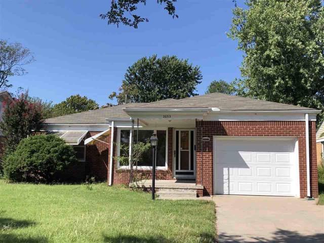 2033 S Estelle St, Wichita, KS 67211 (MLS #571933) :: Pinnacle Realty Group