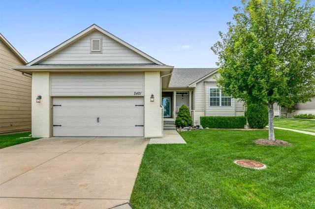 2421 N 127th Ct. E., Wichita, KS 67226 (MLS #571974) :: Lange Real Estate