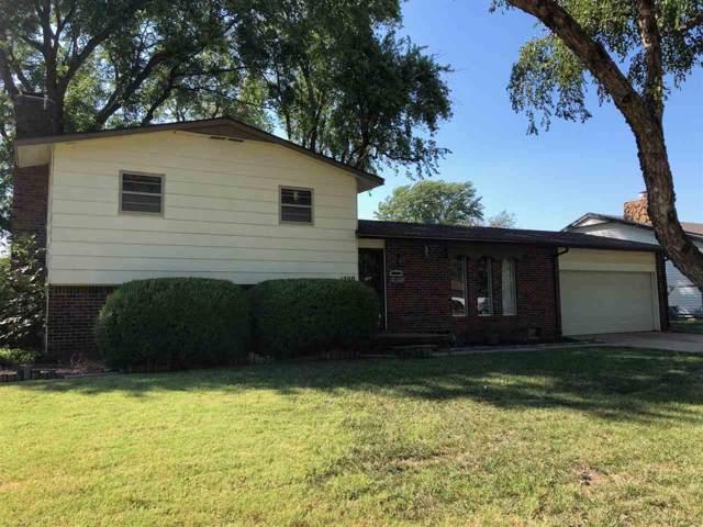 1209 N Denmark Ave, Wichita, KS 67212 (MLS #572221) :: Lange Real Estate
