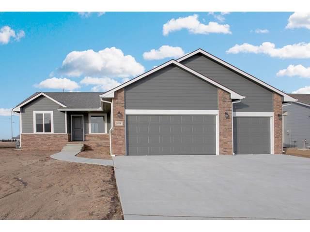 879 S Cattail Circle, Haysville, KS 67060 (MLS #572529) :: Graham Realtors