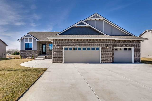 3513 N Bluestem, Rose Hill, KS 67133 (MLS #572545) :: Lange Real Estate