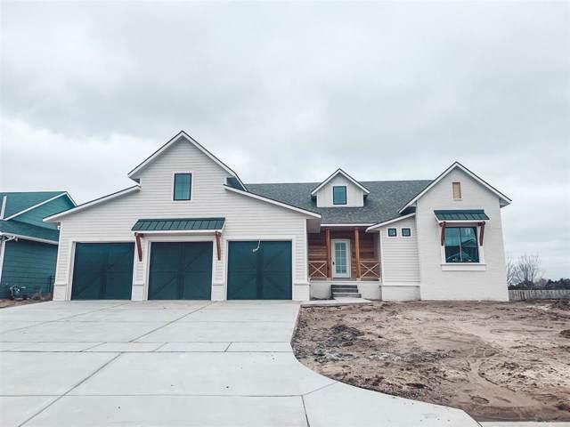 3935 N Estancia Court, Wichita, KS 67205 (MLS #573065) :: Lange Real Estate