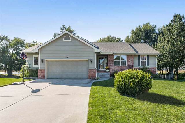 811 Carriage Ct, Maize, KS 67101 (MLS #573137) :: Pinnacle Realty Group