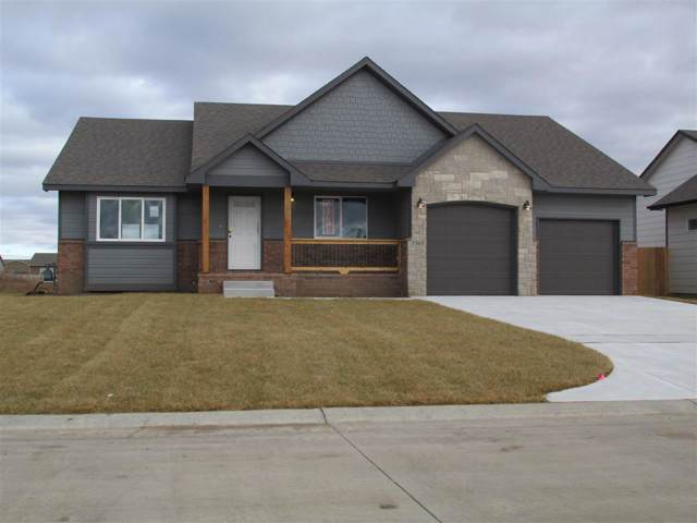 5363 N Pebblecreek Ct., Bel Aire, KS 67226 (MLS #573371) :: Lange Real Estate