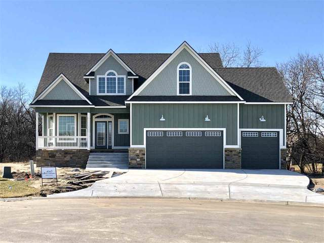 2813 E Mantane Ct, Wichita, KS 67219 (MLS #573616) :: Lange Real Estate