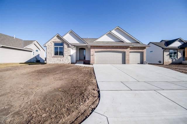 614 N Wheatland Ave, Wichita, KS 67235 (MLS #573896) :: On The Move