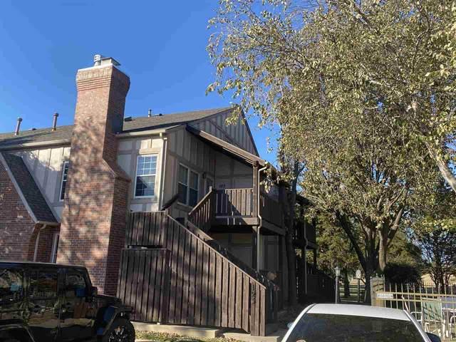 1450 S Webb Rd #123, Wichita, KS 67207 (MLS #574306) :: On The Move