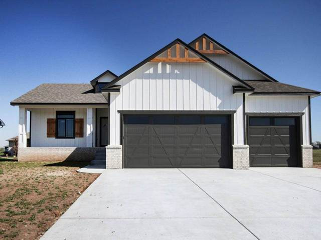 2120 Depot Cir 2120 Depot Cir, Newton, KS 67114 (MLS #574699) :: Lange Real Estate