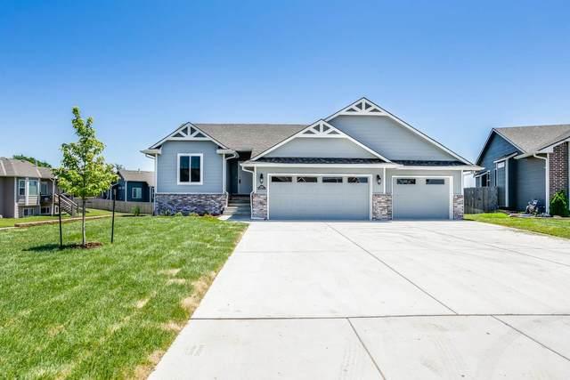 4943 N Marblefalls Ct, Wichita, KS 67219 (MLS #575226) :: Lange Real Estate