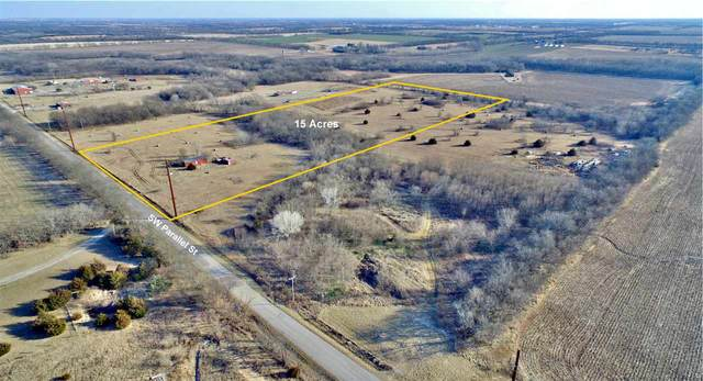 East of Parallel Rd And Butler Rd - Tract B, Benton, KS 67017 (MLS #576571) :: Graham Realtors
