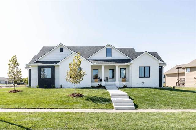 6628 E Central Park Ave, Bel Aire, KS 67226 (MLS #576596) :: On The Move