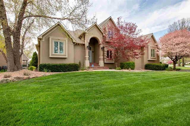 2709 N Spring Meadow St, Wichita, KS 67205 (MLS #577537) :: Lange Real Estate