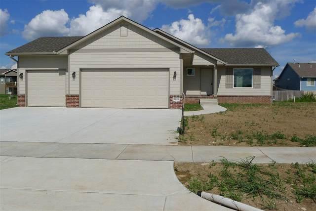 1818 S Stephanie St, Wichita, KS 67207 (MLS #577598) :: Jamey & Liz Blubaugh Realtors