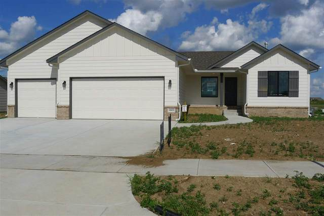 1822 S Stephanie St, Wichita, KS 67207 (MLS #577600) :: Graham Realtors