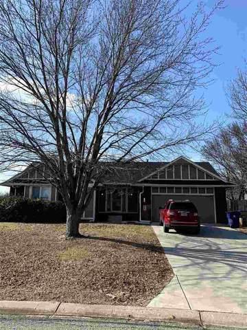 2025 N Burning Tree, Derby, KS 67037 (MLS #577604) :: Keller Williams Hometown Partners