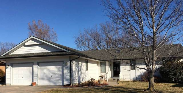 1440 Homestead Pl, Mcpherson, KS 67460 (MLS #577766) :: Graham Realtors