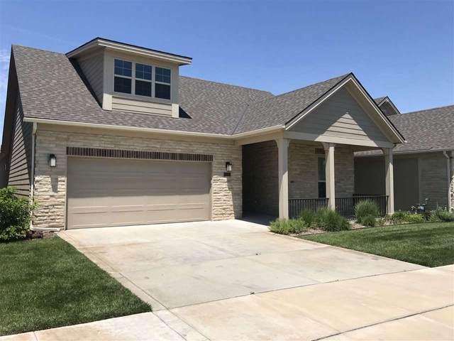 6540 W Mirabella St, Wichita, KS 67205 (MLS #578025) :: On The Move