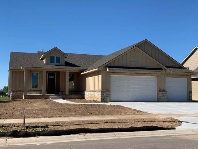 6010 W Kollmeyer St, Wichita, KS 67205 (MLS #578112) :: Graham Realtors