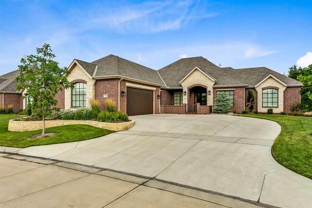 10202 E Summerfield St, Wichita, KS 67206 (MLS #578393) :: Graham Realtors