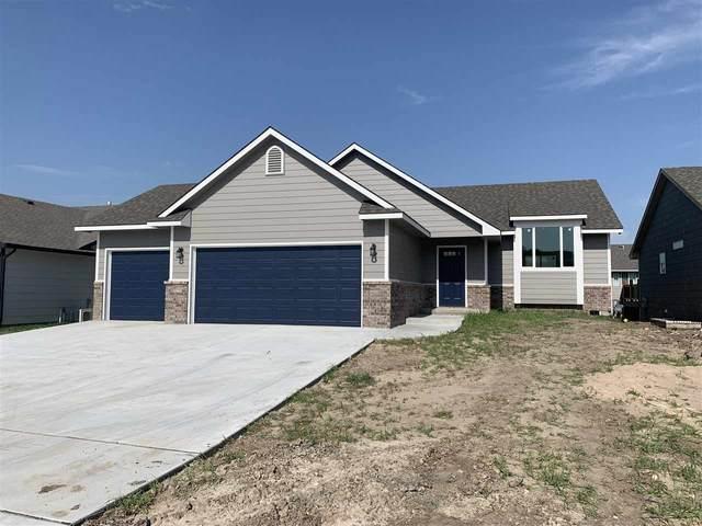 4506 S Mount Carmel Cir, Wichita, KS 67217 (MLS #578456) :: Graham Realtors