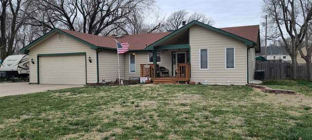 307 S Queen St, Maize, KS 67101 (MLS #578742) :: Lange Real Estate