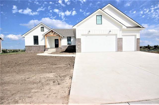 2106 S Michelle, Wichita, KS 67207 (MLS #578771) :: Keller Williams Hometown Partners