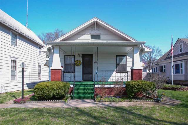 408 E 3rd St, Newton, KS 67114 (MLS #579292) :: Pinnacle Realty Group