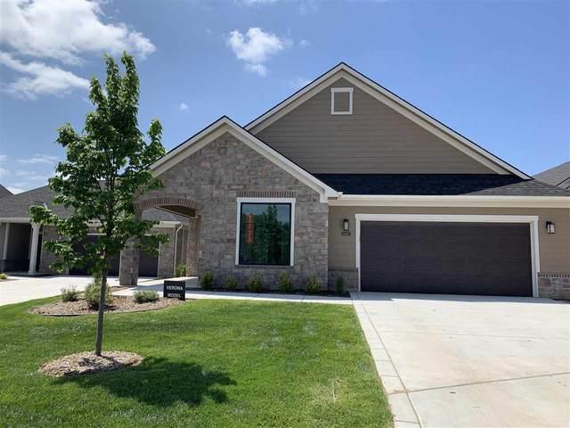 13209 W Montecito St Verona Model, Wichita, KS 67235 (MLS #579674) :: Keller Williams Hometown Partners