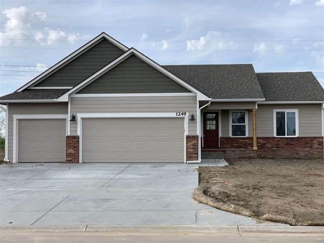 1249 E Prairie Hill Cir, Park City, KS 67219 (MLS #579719) :: Pinnacle Realty Group
