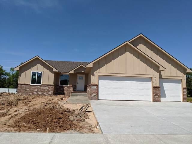 3437 N Tyndall St, Derby, KS 67037 (MLS #580907) :: Lange Real Estate