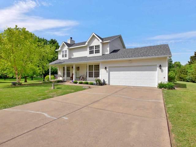 649 Brookhaven, Wichita, KS 67230 (MLS #581300) :: Graham Realtors