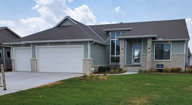 3411 S Lori St, Wichita, KS 67210 (MLS #581681) :: Jamey & Liz Blubaugh Realtors