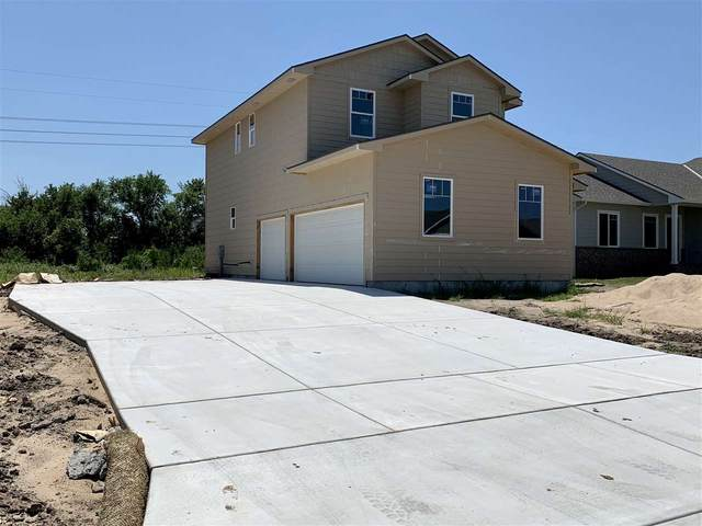 1309 E Prairie Hill Cir, Park City, KS 67219 (MLS #582339) :: Preister and Partners   Keller Williams Hometown Partners