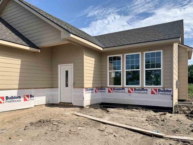 1317 E Prairie Hill Cir, Park City, KS 67219 (MLS #582342) :: Preister and Partners   Keller Williams Hometown Partners