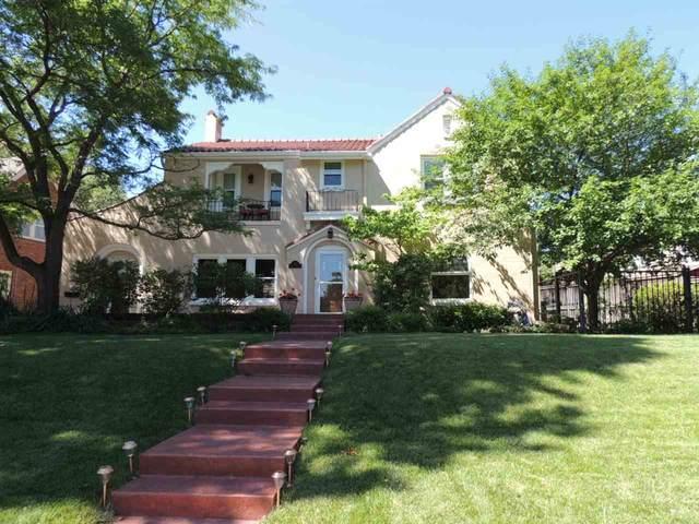 201 S Dellrose Ave., Wichita, KS 67218 (MLS #582672) :: Lange Real Estate