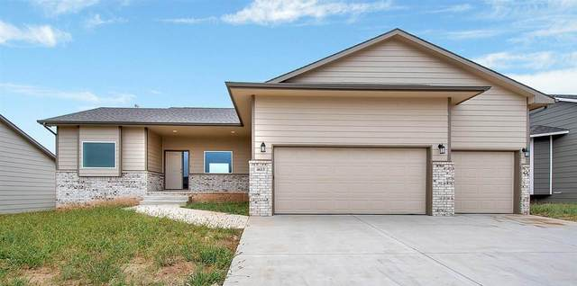 4613 S Flora Ct, Wichita, KS 67215 (MLS #582974) :: Preister and Partners | Keller Williams Hometown Partners