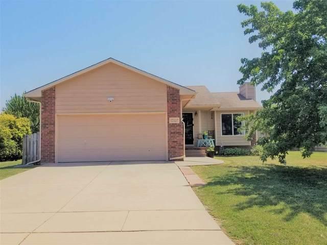 421 E Country Walk Lane Ct, Mulvane, KS 67110 (MLS #583184) :: Lange Real Estate