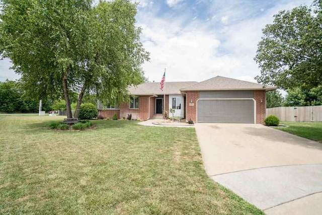 2018 Saint Andrew Ct, Goddard, KS 67052 (MLS #583997) :: Keller Williams Hometown Partners