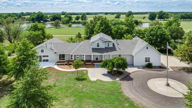 9861 S Webb Rd, Derby, KS 67037 (MLS #584267) :: Keller Williams Hometown Partners